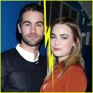Chace Crawford Says He's 'Dating Around,' Has Split from Rebecca Rittenhouse