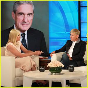Chelsea Handler Confesses Her Love For Robert Mueller on 'Ellen' - Watch Here!