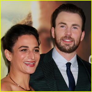 Chris Evans Muses About Why the Public Was So Interested in His Relationship with Jenny Slate