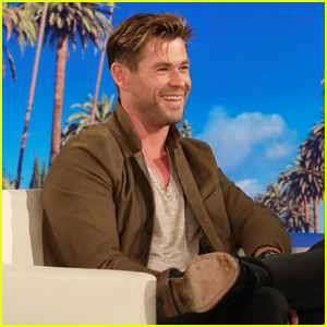Chris Hemsworth Reveals If He Wants to Continue Playing Thor - Watch Now!
