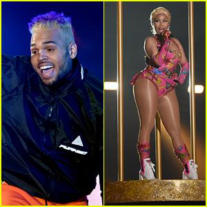 Chris Brown & Nicki Minaj Will Tour Together in the Fall