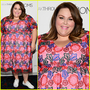 Chrissy Metz Gets Colorful for 'Breakthrough' NYC Screening