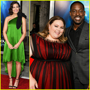Chrissy Metz Gets Support from 'This Is Us' Cast at 'Breakthrough' L.A. Premiere!