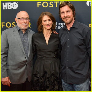 Christian Bale Supports 'Foster' Documentary Premiere - Watch Trailer!