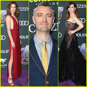 Cobie Smulders, Linda Cardellini & More Step Out for 'Avengers: Endgame' Premiere!