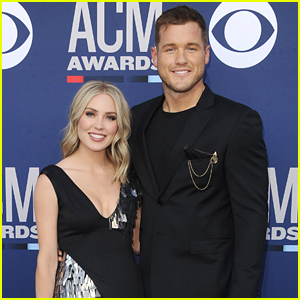 The Bachelor's Colton Underwood & Cassie Randolph Couple Up at ACM Awards 2019!