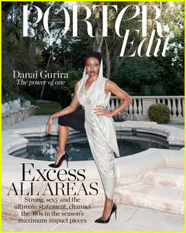 Danai Gurira Opens Up About Growing Up in the US & Zimbabwe