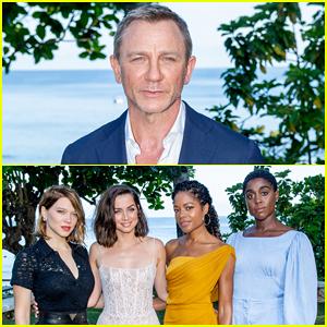 Daniel Craig & 'Bond 25' Team Celebrate Film Launch in Jamaica!