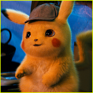 'Detective Pikachu' Movie Stills Feature Tons of Pokémon!