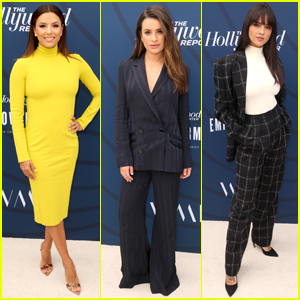 Lea Michele, Eva Longoria, & Eiza Gonzalez Step Out for The Hollywood Reporter's Empowerment in Entertainment Event
