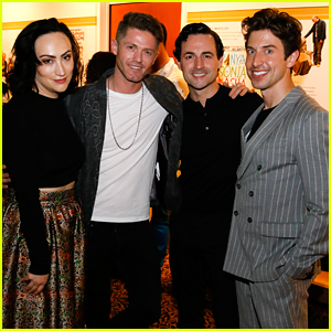 'Falsettos' Tour Cast Celebrates L.A. Opening with Celeb Guests!
