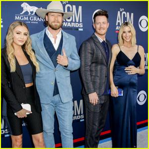 The Guys of Florida Georgia Line Arrive at ACM Awards 2019!