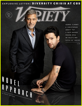 George Clooney Reveals If He Ever Watched Christopher Abbott on 'Girls'