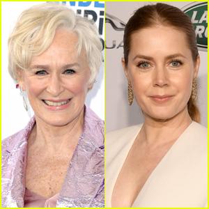 Glenn Close Joins Amy Adams in 'Hillbilly Elegy' for Netflix