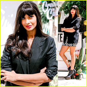 Jameela Jamil Discusses Body Image & Activism During Create & Cultivate Desert Pop Up at Coachella