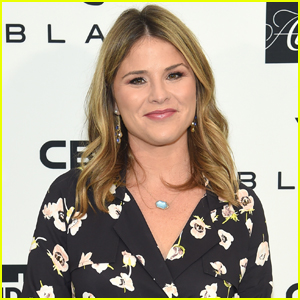 Jenna Bush Hager Reveals Sex of Baby Number Three - Watch!