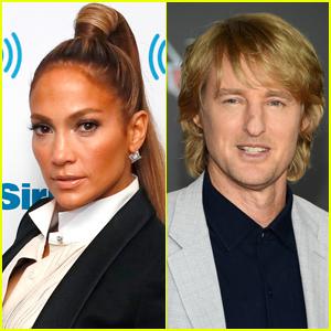 Jennifer Lopez & Owen Wilson to Star in Romantic Comedy 'Marry Me'