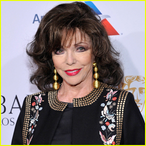 Joan Collins 'Unhurt' After Fire Breaks Out in Her London Home