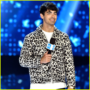 Joe Jonas Hits the Stage at WE Day California 2019