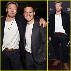 Joel Edgerton Supports 'Dreamland' Cast at Tribeca Film Festival After Party!