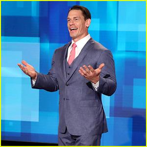 John Cena Guest Hosts 'EllenMania 35' - Watch Now!