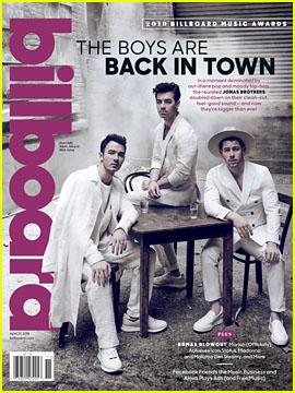 The Jonas Brothers Reflect on Their 2013 Split & Eventual Reunion