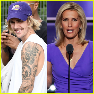 Justin Bieber Slams Fox's Laura Ingraham Over Controversial Nipsey Hussle Reporting