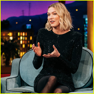 Karlie Kloss Reveals Her Best Beauty Hack on 'Late Late Show' - Watch Here!