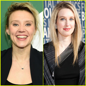 Kate McKinnon to Play Elizabeth Holmes in Upcoming Series 'The Dropout'
