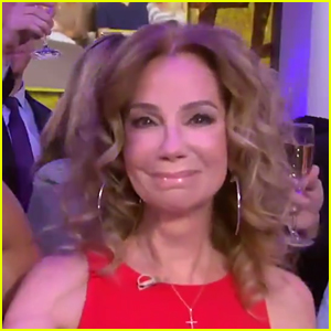 Kathie Lee Gifford Emotionally Signs Off From 'Today' After 11 Years - Watch Her Final Show!