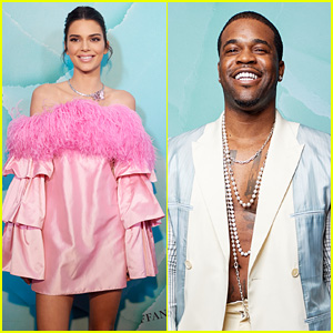 Kendall Jenner & A$AP Ferg Attend Opening of Tiffany & Co. Flagship Store in Sydney
