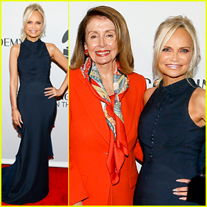 Kristin Chenoweth Honored for Her Philanthropy at Grammys on the Hill Event