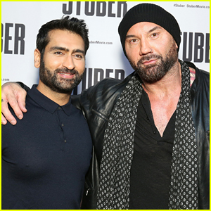 Kumail Nanjiani & Dave Bautista Team Up In Action-Comedy 'Stuber' - Watch Trailer!