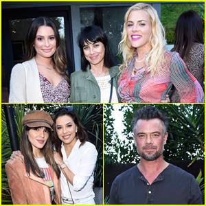 Lea Michele, Eva Longoria & More Celebrate 'Eat Clean Play Dirty' Cookbook Launch!