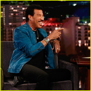 Lionel Richie Says Stevie Wonder Pranked Him By Driving A Car