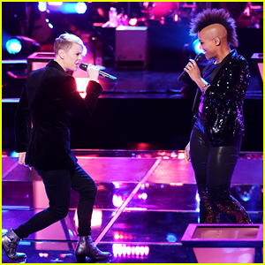 This 'Voice' Battle Was So Good That Both Singers Advanced!