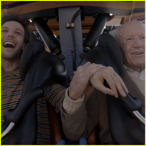 Louis Tomlinson Helps 83-Year-Old Fan Fulfill His Bucket List - Watch Now!