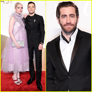 Lucy Boynton, Rami Malek & Jake Gyllenhaal Go Glam for Clash de Cartier Celebration!