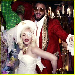 Madonna & Maluma Debut 'Medellin' Music Video - Watch!