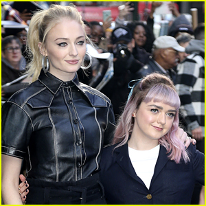 Maisie Williams Digs Up Sophie Turner's 2013 Tweet, Adds the Best Comment