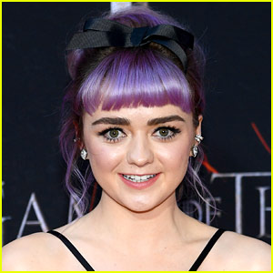 Maisie Williams Questions 'Game of Thrones' Twitter Account After They Tweet Out Album News!