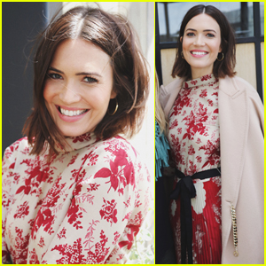 Mandy Moore Helps Kick off Eddie Bauer's Why I Hike Campaign!