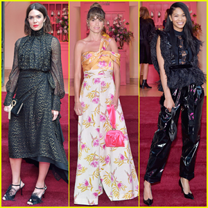 Mandy Moore, Nikki Reed & More Step Out for Hotel Vivier Event!