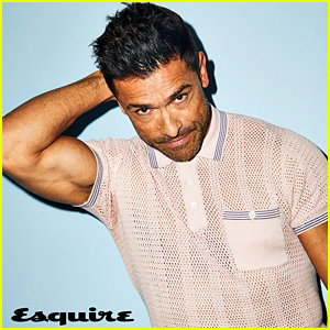 Mark Consuelos Reveals Which Celeb Was the First to Call Him 'Daddy'