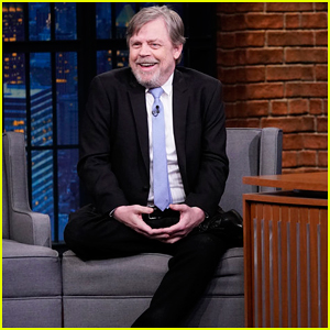 Mark Hamill Shows Off His Spot-On Harrison Ford Impression on 'Late Night' - Watch Here!