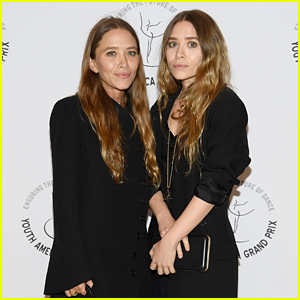 Olsen Twins Make Rare Public Appearance at Youth America Grand Prix Gala