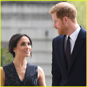 Meghan Markle & Prince Harry Move to New Residence at Frogmore Cottage