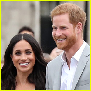 Prince Harry & Meghan Markle Officially Join Instagram!