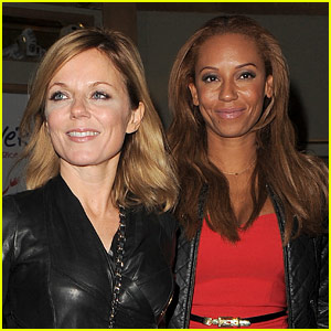 Spice Girls' Geri Halliwell Breaks Silence After Mel B Claims They Hooked Up