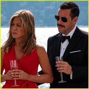 Jennifer Aniston & Adam Sandler's 'Murder Mystery' - First Look Photos Released!